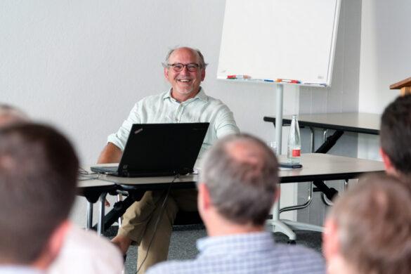 Hanspeter Lienhart, Präsident der Regionalkonferenz Nördlich Lägern