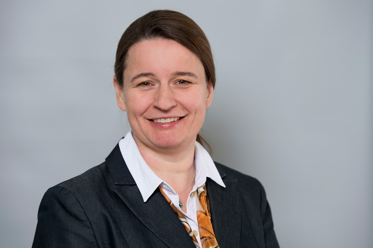 Irina Gaus, Head of Research & Development at Nagra
